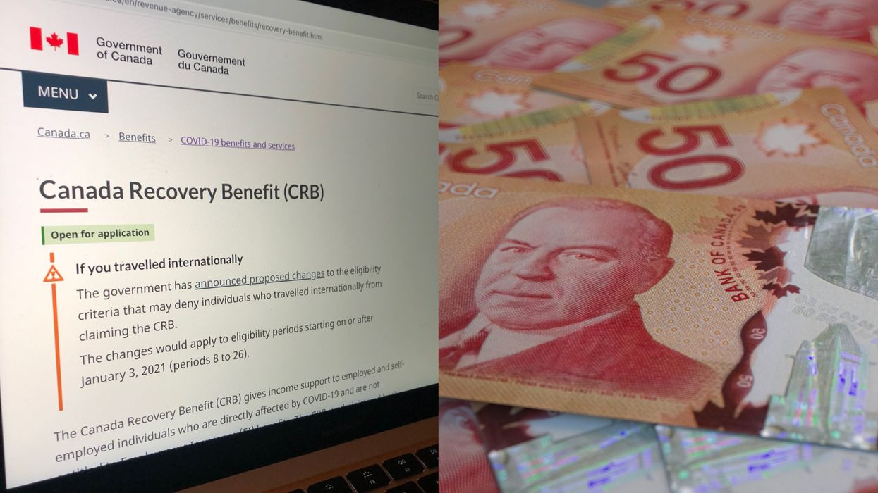 Canada Recovery Benefit: Here's Everything You Need To Know About Applying