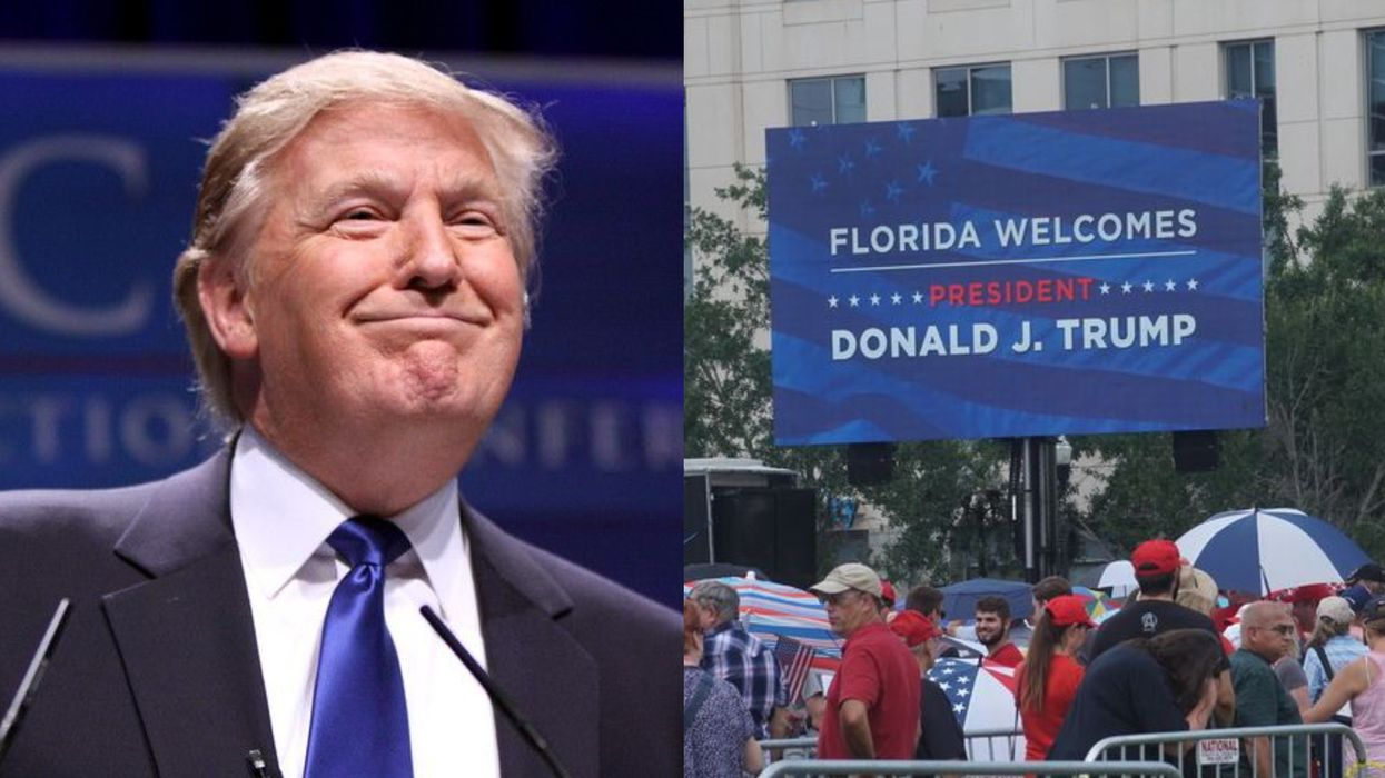 Florida Might Be Honoring Donald Trump In A Big Way