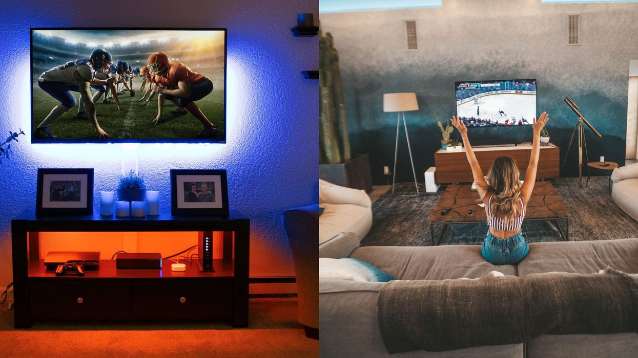 7 Ways To Recreate Big Stadium Vibes While Watching Sports At Home This Year