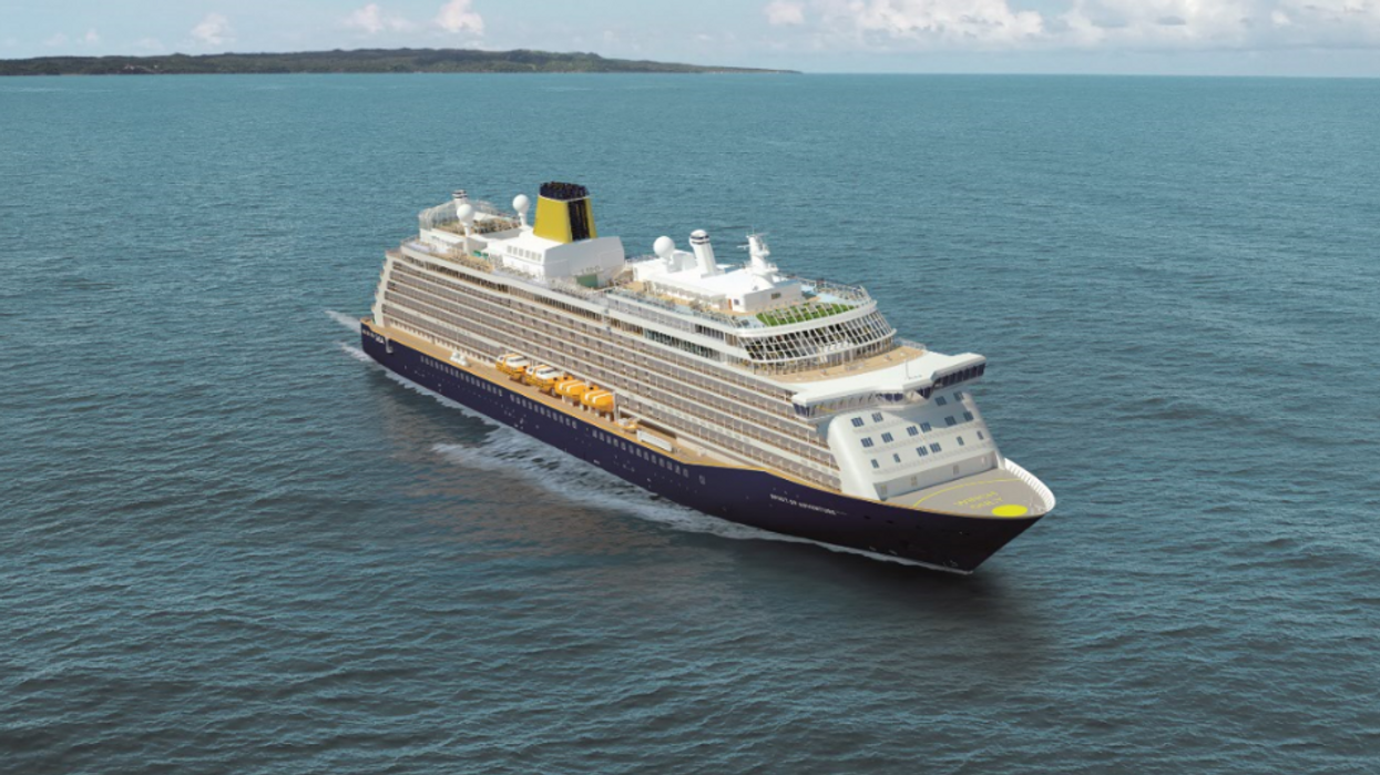 This Cruise Line Is Bringing Back Travel This May But There's A Catch