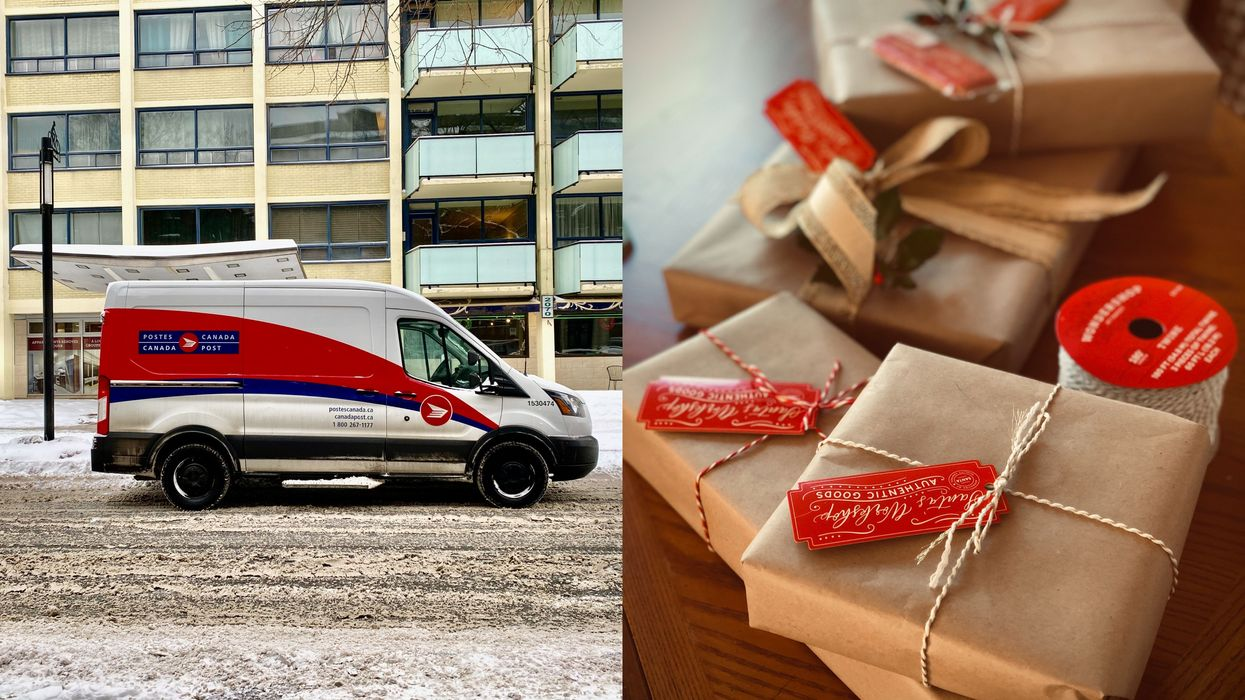 Canada Post Broke A Record Delivering 1 Million Packages Everyday For 181 Days Straight