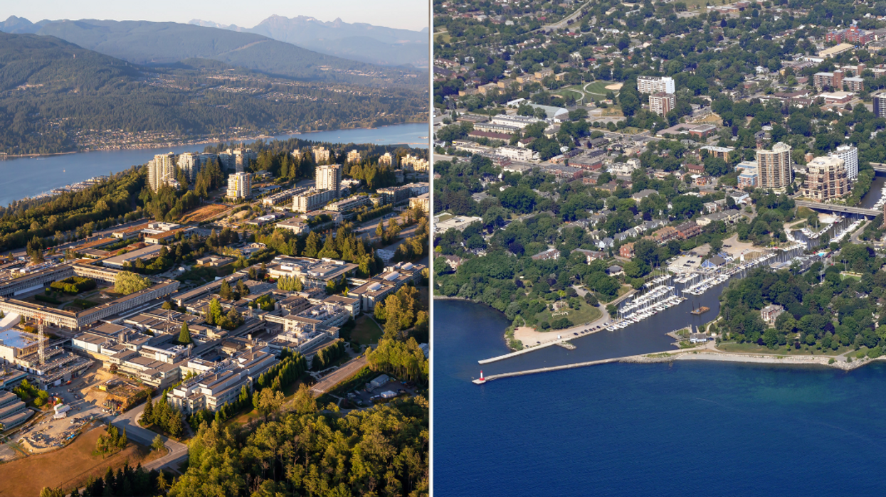 These 16 'Unaffordable' Canadian Cities Are All Located In BC & Ontario