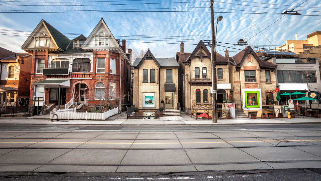 Toronto Home Prices Are So High You Need To Make Nearly $130K A Year To Afford One