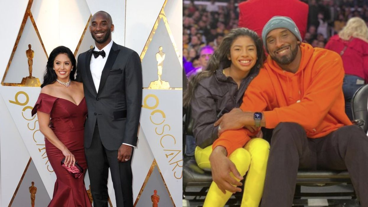 Kobe Bryant's Wife Shared A Heart-Warming Letter To Honor Her Husband and Daughter