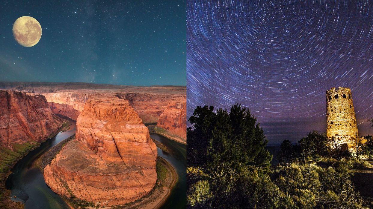 Grand Canyon Star Gazing