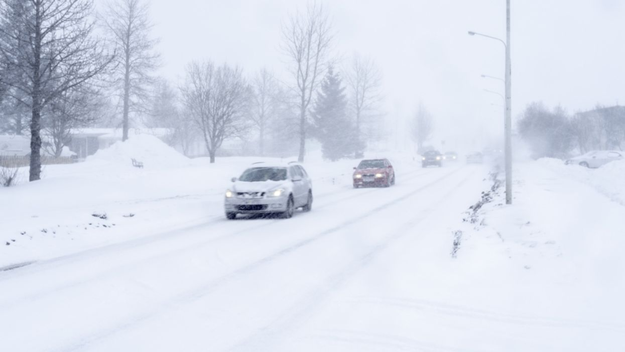 Over 60 Million Americans Could Get Blasted With Severe Winter Weather This Week