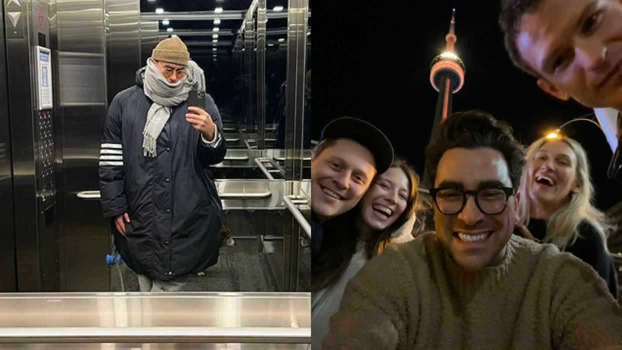7 Dan Levy Moments That Showed Us Just How Proud He Is To Be From Toronto