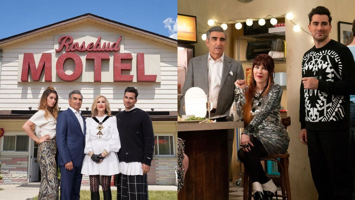 Schitt's Creek Dropped A Self-Titled Music Video & It's The Best Thing Ever