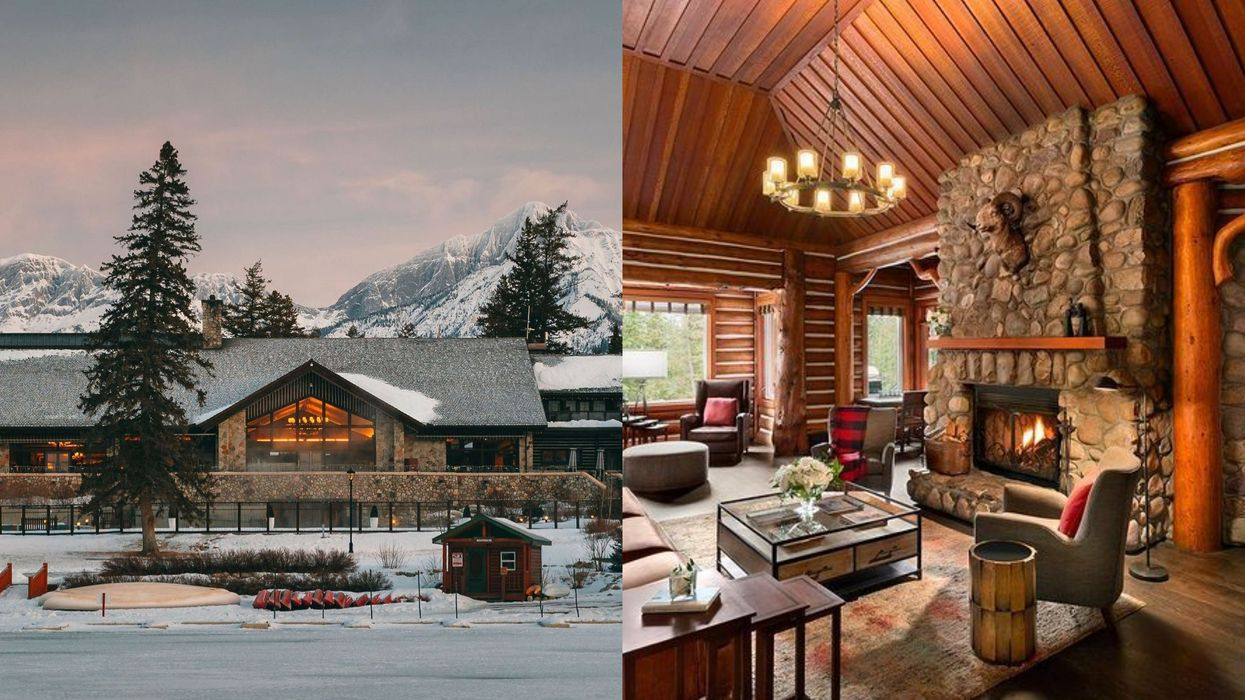 The Bachelorette Is Reportedly Filming Its Next Season At This Amazing Lodge In Jasper