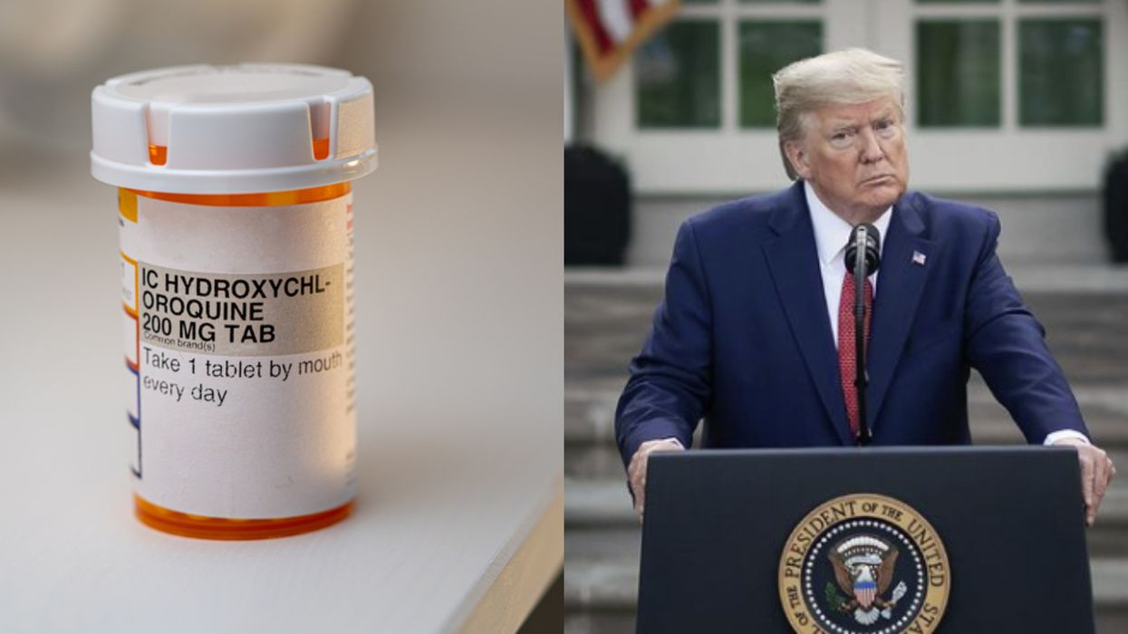 This State Is Trying to Unload $2 Million Worth Of COVID-19 Drug Touted by Trump