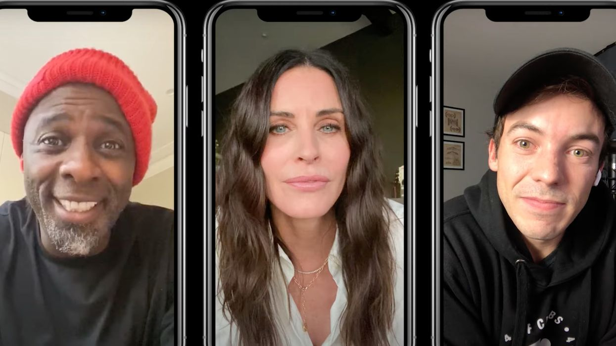 Courteney Cox Raps About Being A Cougar On A Toronto Rapper's New Track
