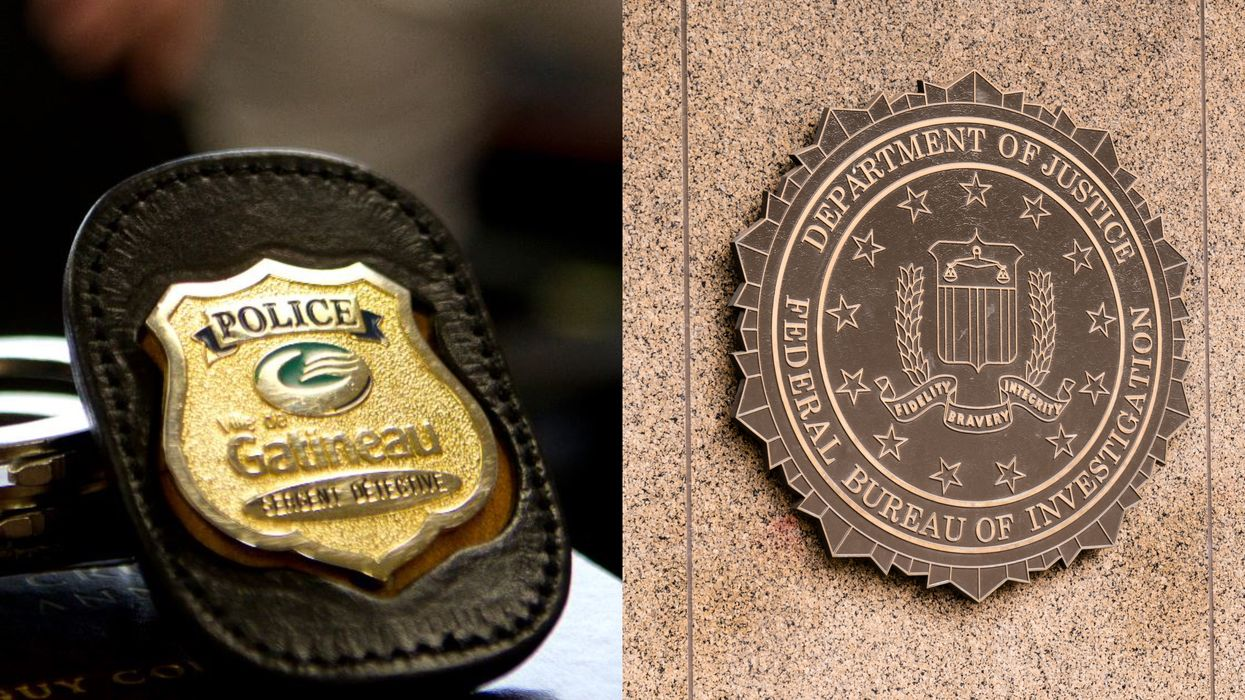 Un homme de Gatineau arrêté par le FBI pour avoir empoché 35 M$ en rançon