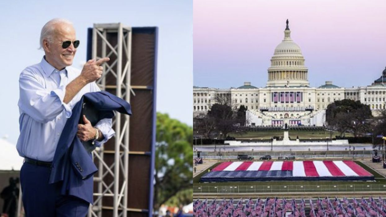Just Two Presidents Had More TV Viewers On Inauguration Day Than Joe Biden