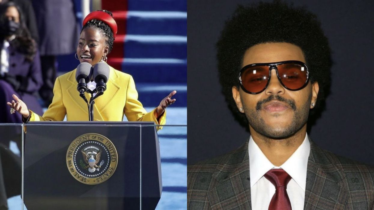 Inaugural Poet Amanda Gorman Is Joining The Weeknd For Super Bowl Festivities