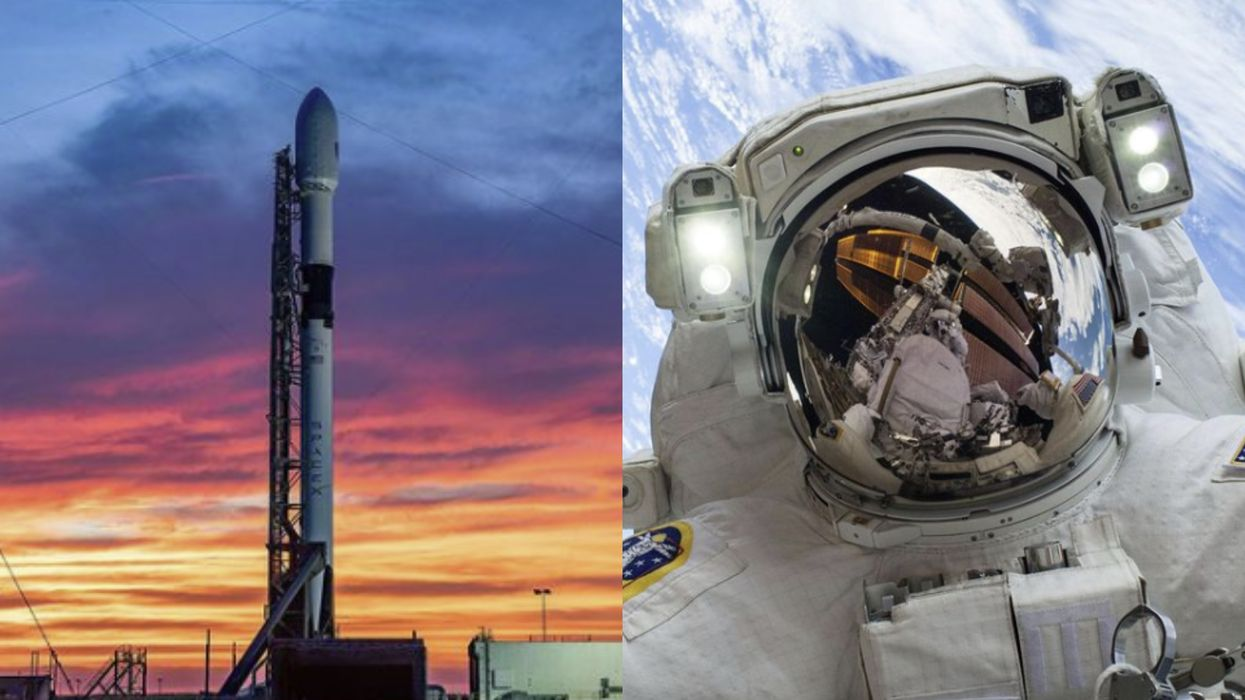 The First Private Space Crew Is Paying A Ridiculous Amount Of Money To Go To Space