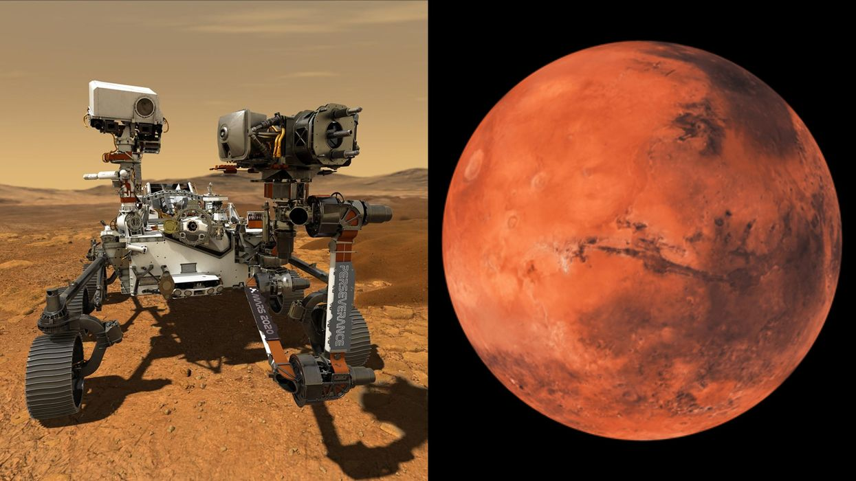 NASA Is About To Land A Historic Rover On Mars