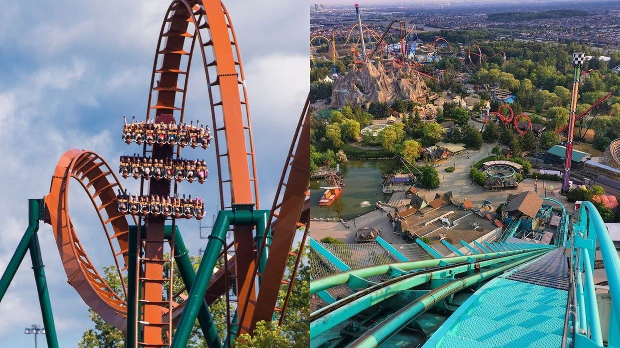 Canada's Wonderland Is Reopening In May, The Company Says, But With Lots Of COVID-19 Rules