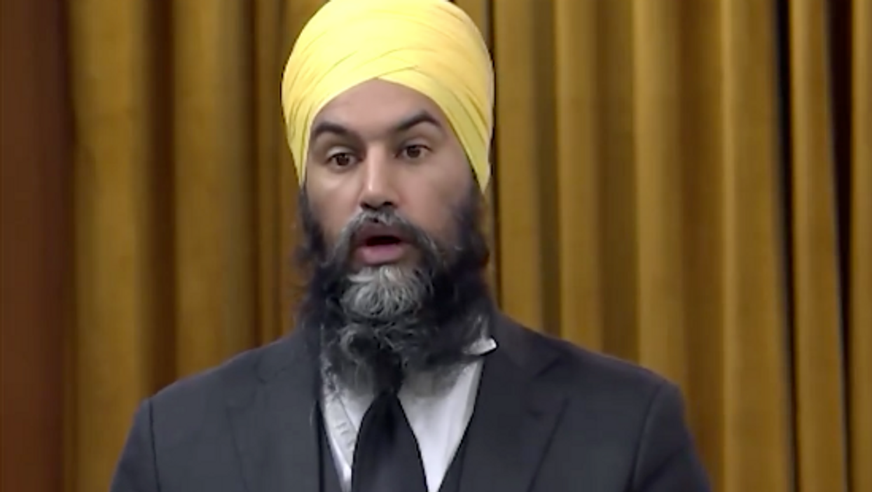 Paid Sick Days: Jagmeet Singh Started A Petition To Get Canadians 10 Paid Sick Days A Year