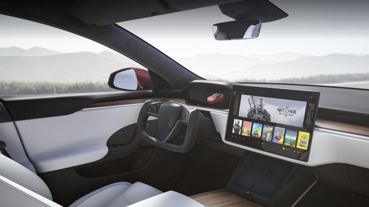 One Of The New Tesla's Features Has Elon Musk Hyped