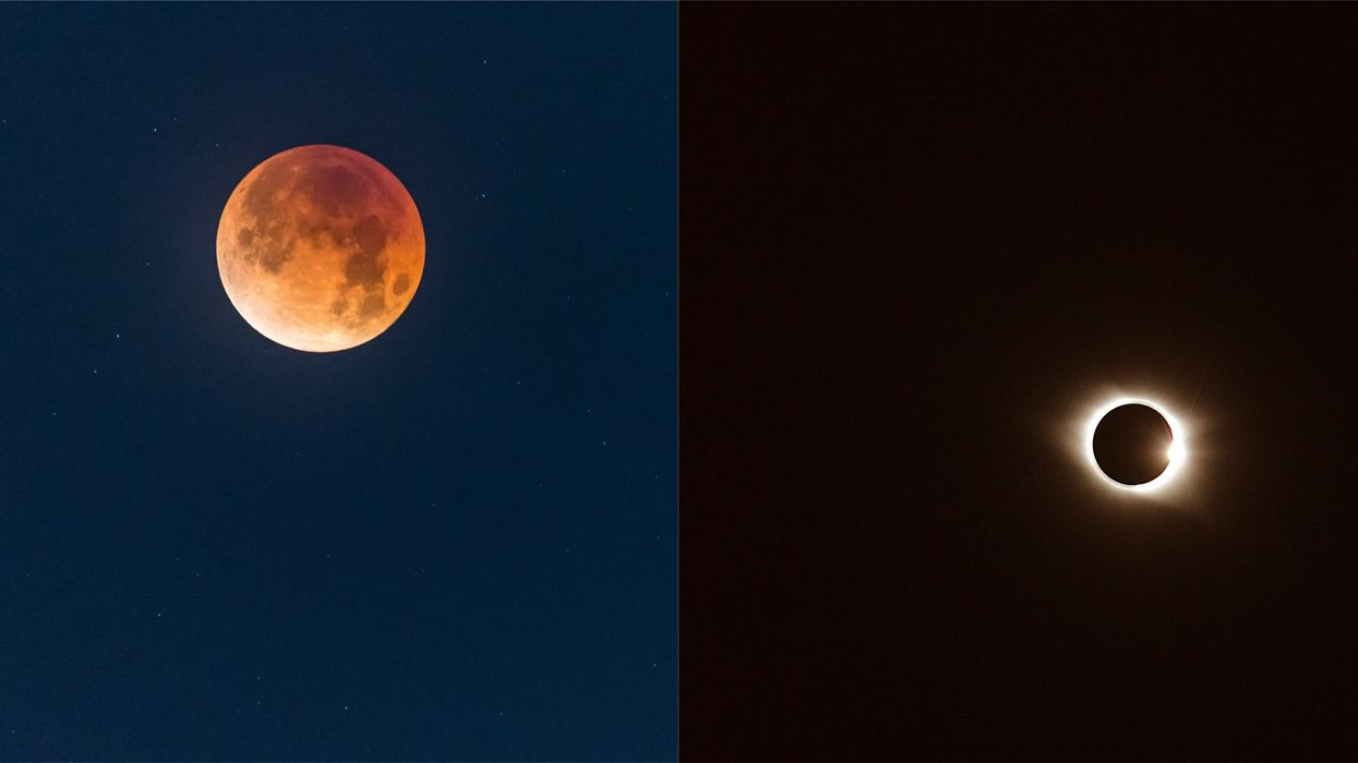 Eclipses In 2021: Canada Will Get Treated To 3 & The Moon Will Turn Red