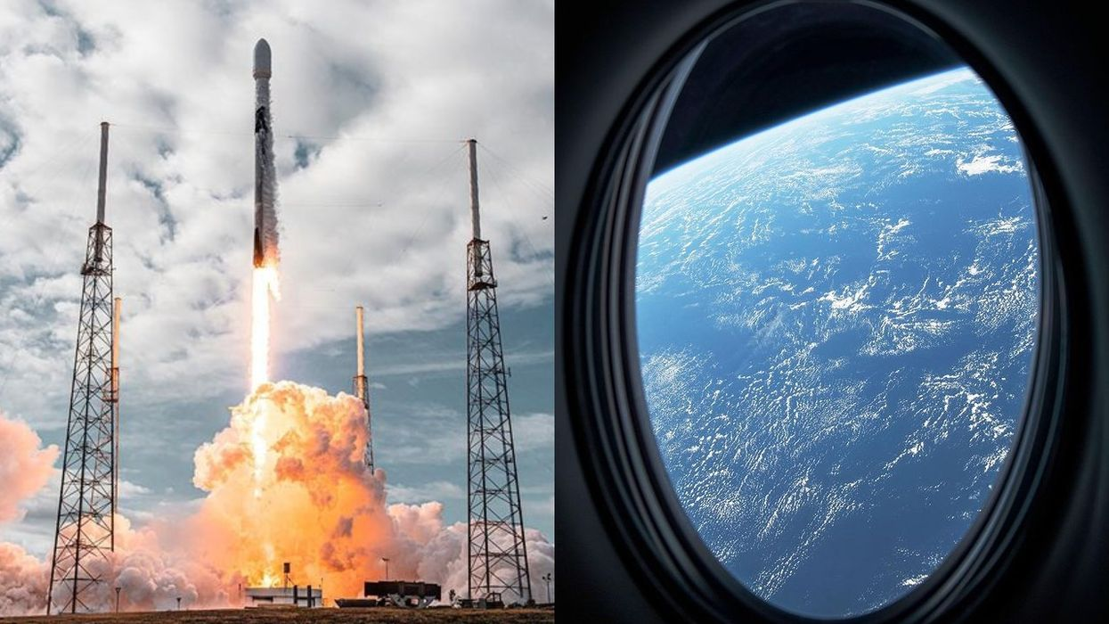 SpaceX Inspiration4 Elon Musk All-Civilian Space Mission