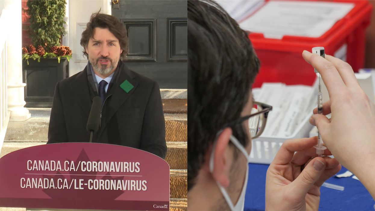 COVID-19 Vaccine: Novavax Doses Will Be Made In Canada & A Doctor Says It's 'A Big Deal'