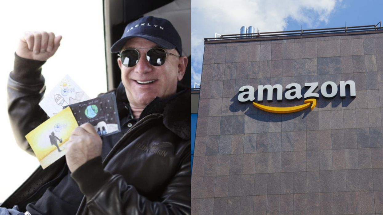 Jeff Bezos Will Be Stepping Down As CEO Of Amazon This Summer