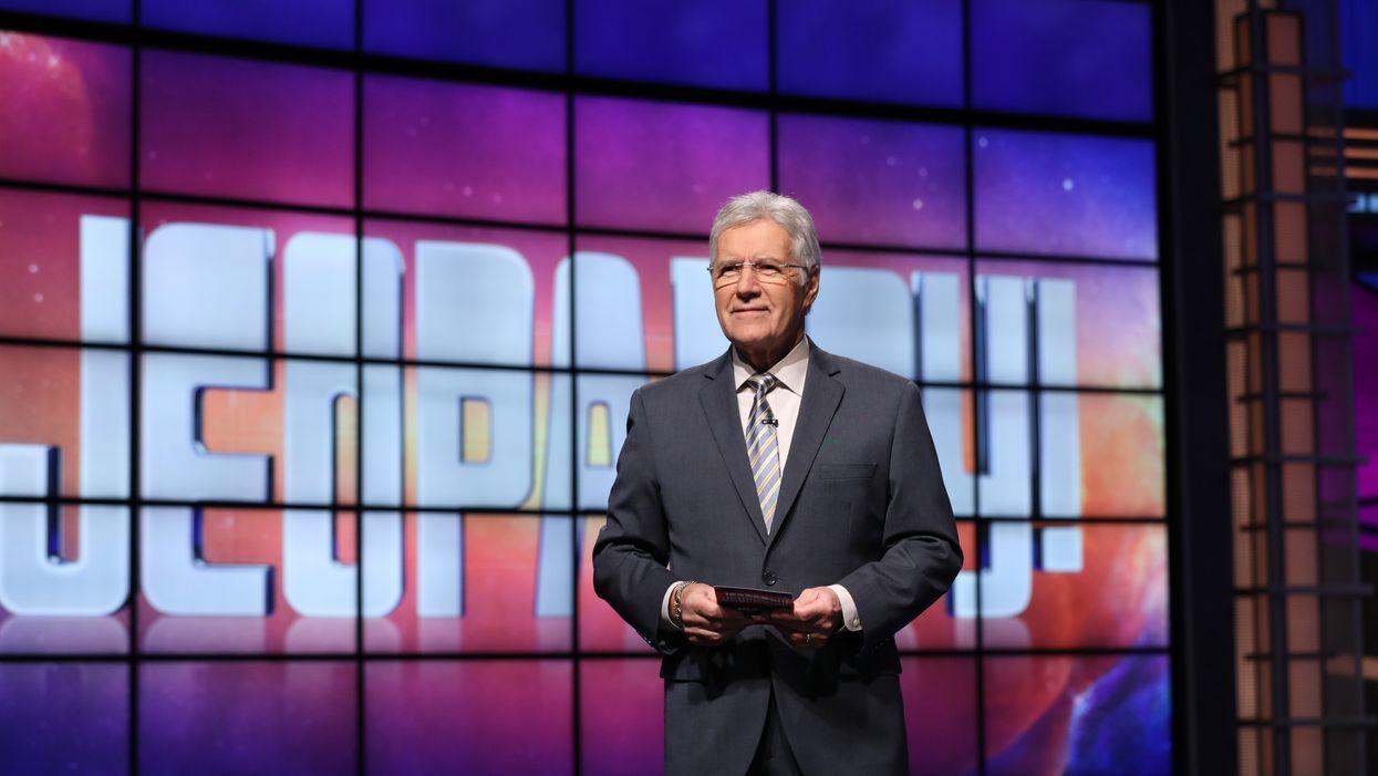 Jeopardy! Guest Hosts Alex Trebek Dr. Oz Anderson Cooper Savannah Guthrie Dr. Gupta