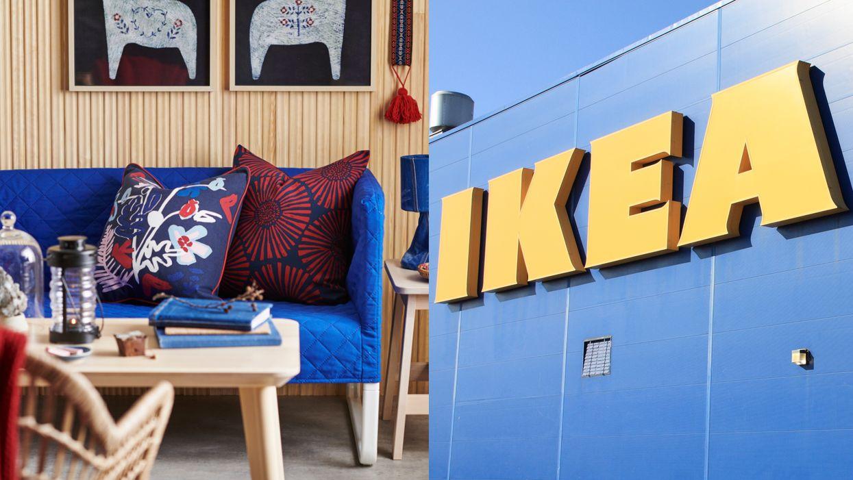 IKEA a des soldes allant jusqu'à 50% et voici 12 deals donnent envie de changer de décor