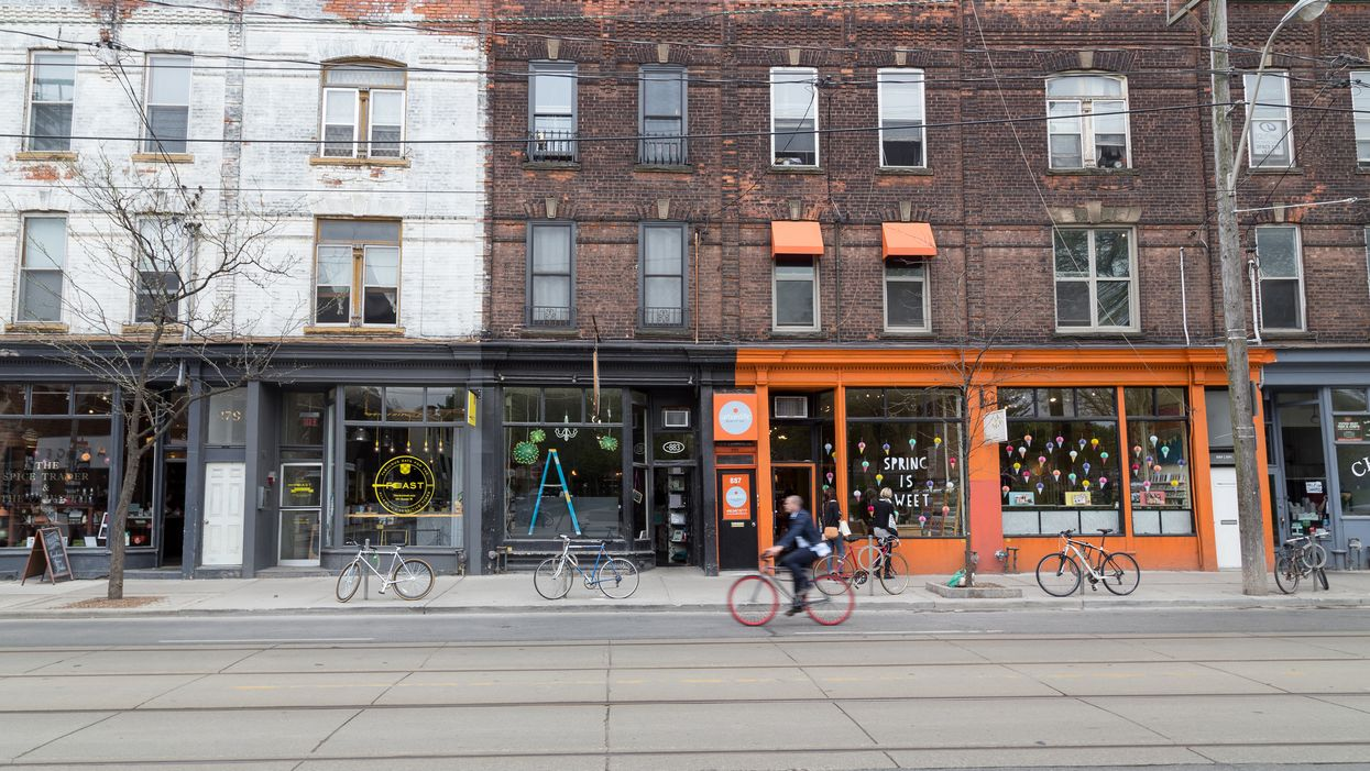Queen Street West Stores Are Giving Out Gift Cards Every Day To Keep You Shopping Local