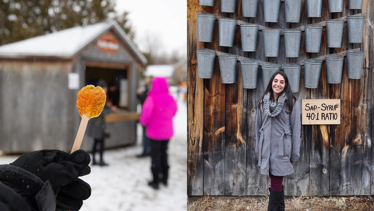 6 Ontario Sugar Shacks That Are A Maple Paradise This Winter