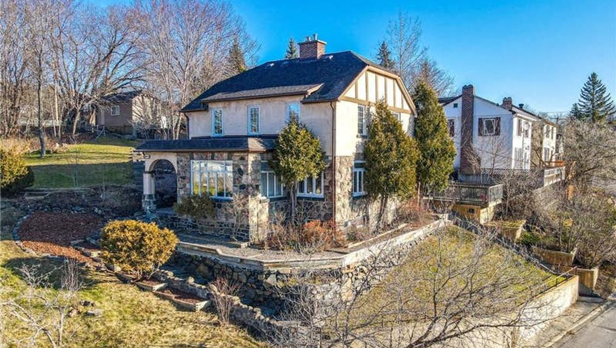 Fairytale Home For Sale In Ontario Is Under $450K & All It's Missing Is Prince Charming