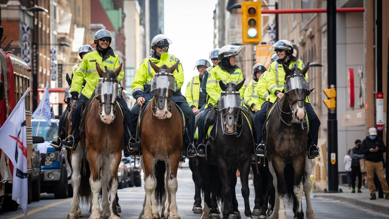 Toronto Anti-Lockdown Protests Are Going To Get Enhanced Enforcement, Say Police