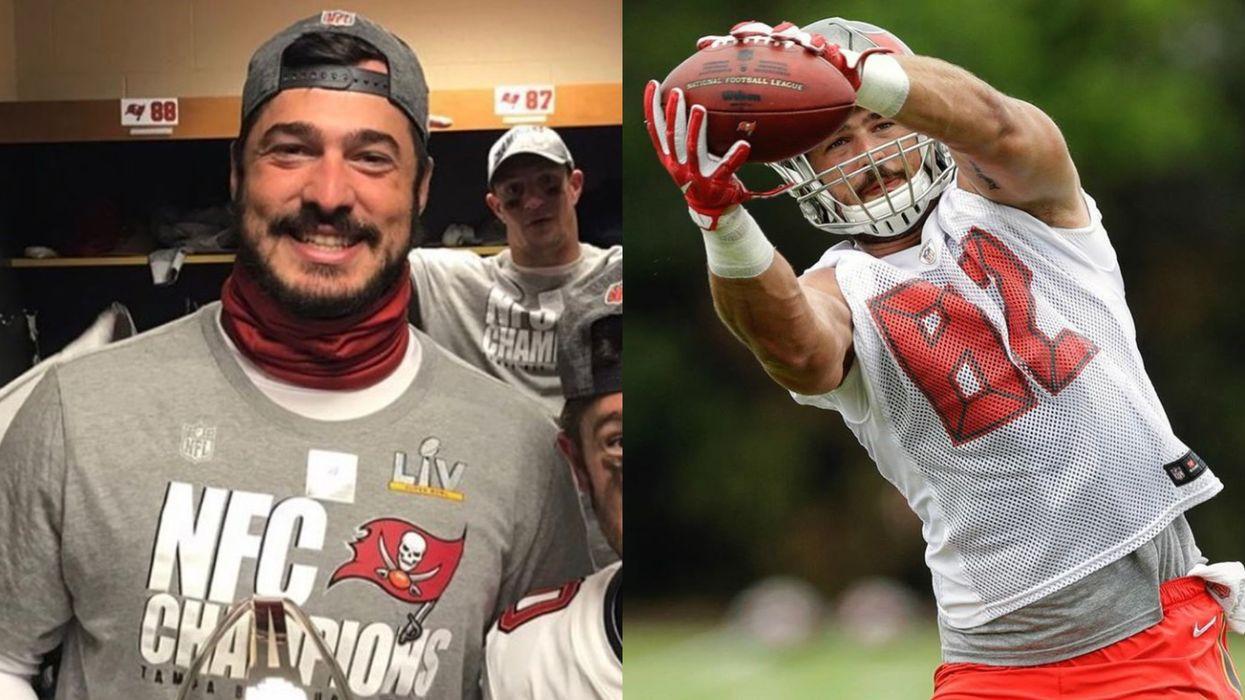 Antony Auclair participera au Super Bowl avec les Buccaneers de Tampa Bay ce dimanche