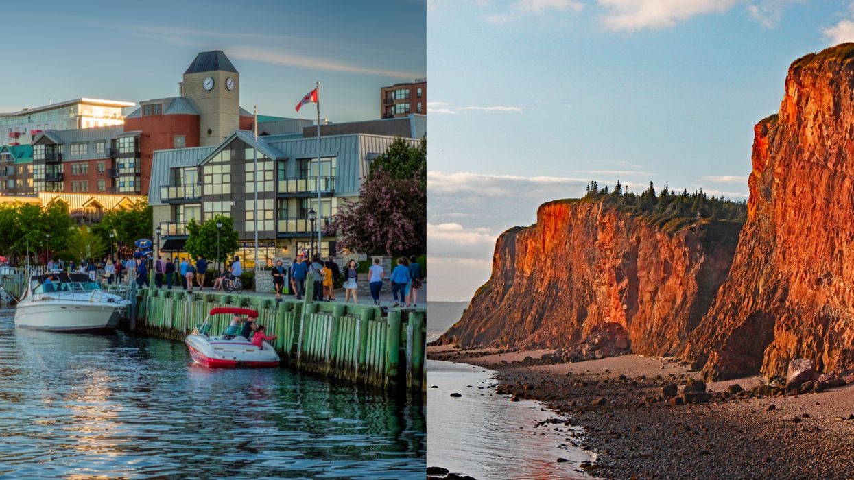 Work From Nova Scotia Campaign Is Calling On Canadians To Move There & This Is Why
