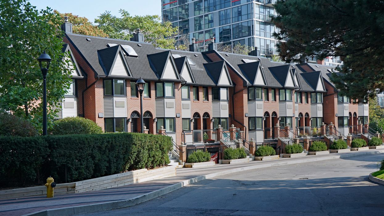 Hamilton Townhouses Prices Are Soaring As High as Toronto's