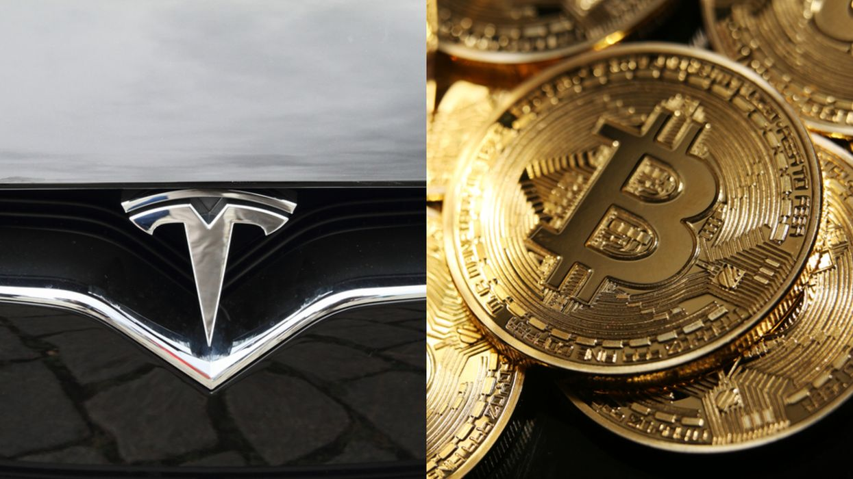 Elon Musk And Tesla Just Put A Huge Amount of Money Down On A Cryptocurrency