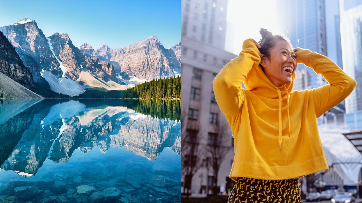 Canada Ranked Among The Happiest Countries On The Planet & Here's Why