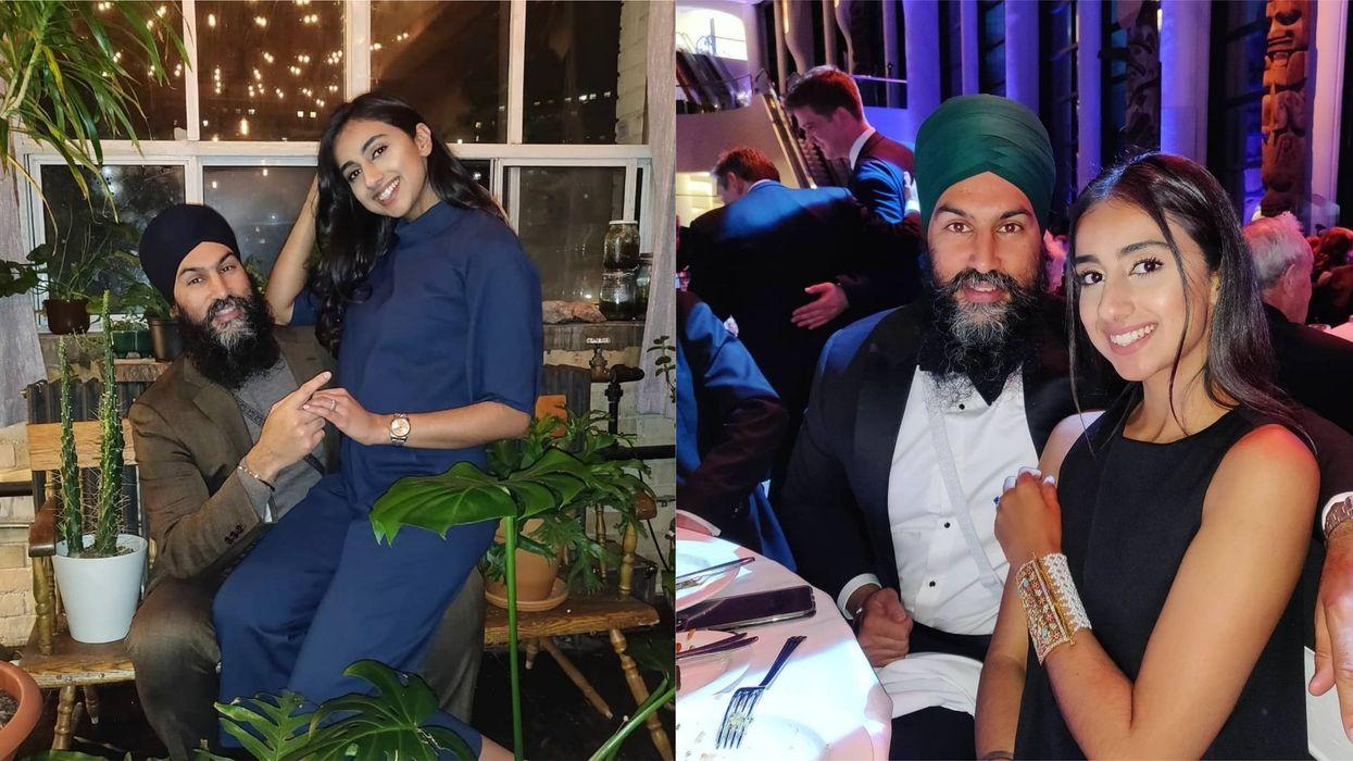 Jagmeet Singh & Gurkiran Kaur's Love Story Is Incredibly Beautiful