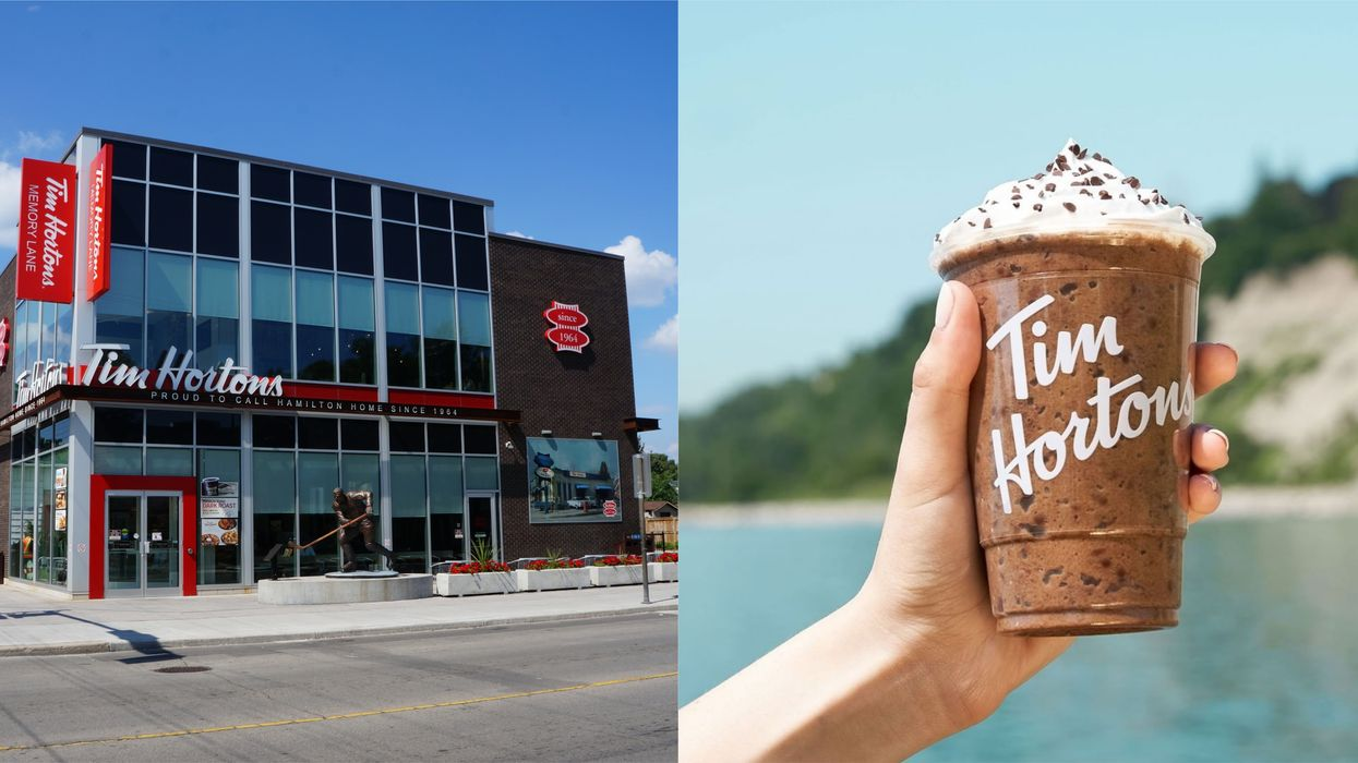 Tim Hortons New Menu Items Are Set To Be Available In 2021