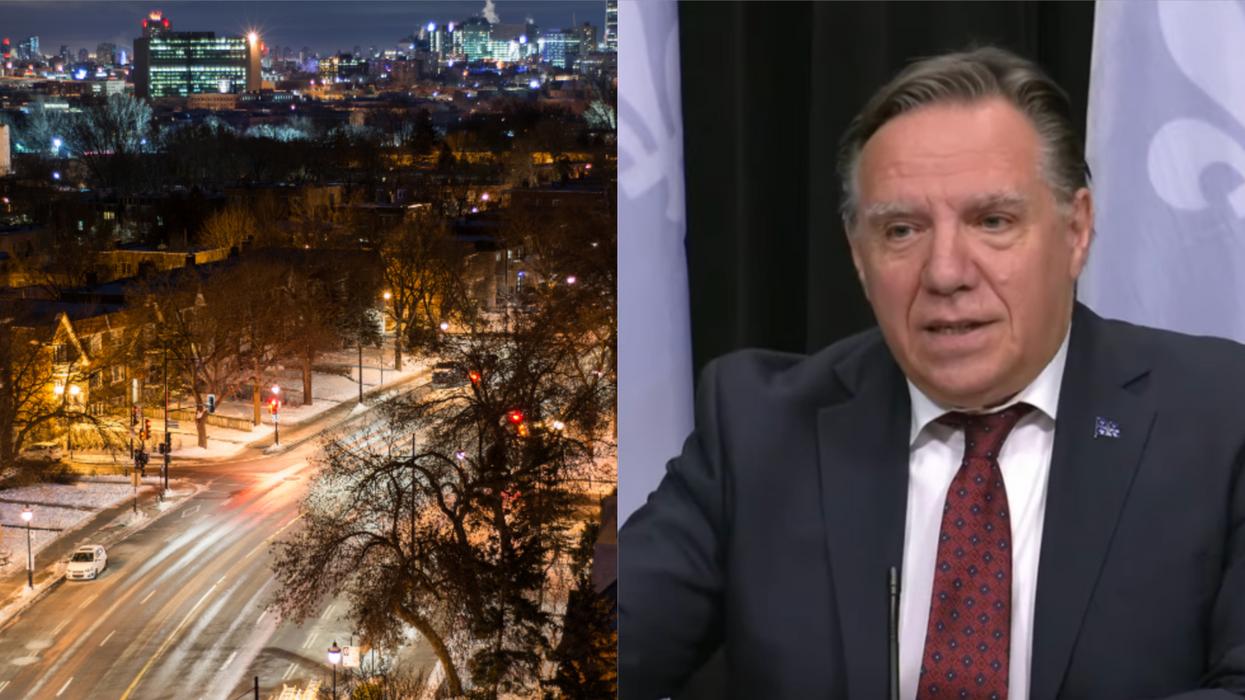 Le couvre-feu au Québec pourrait se poursuivre jusqu'à la mi-mars selon François Legault