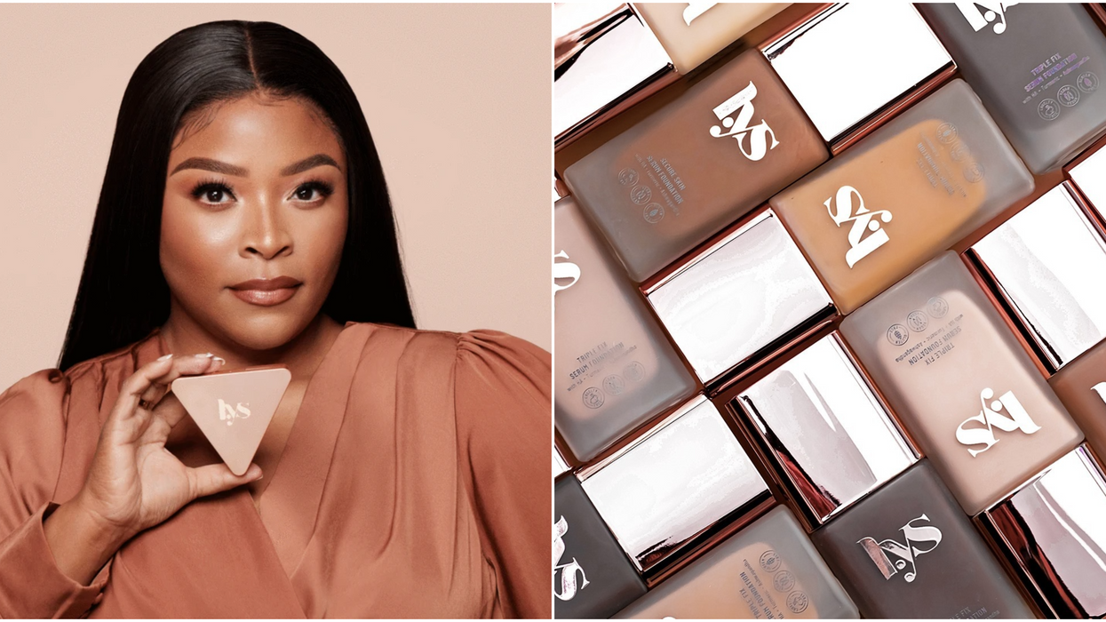 Sephora Canada Launched Its First Black-Owned Vegan Makeup Brand This Month