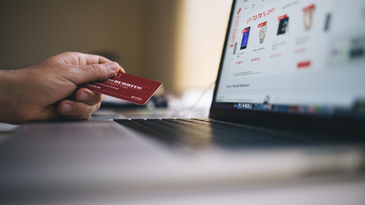 Here's Some Pro Financial Advice If You Totally Maxed Out Your Credit Card Last Year