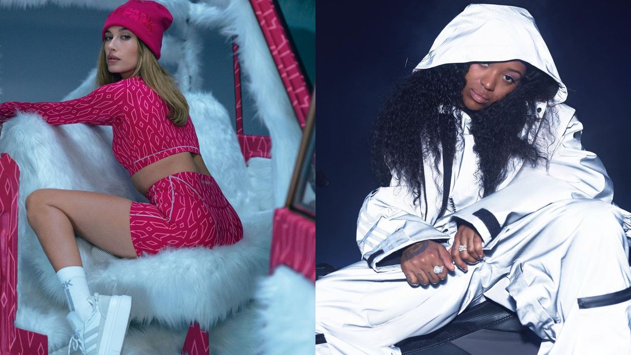 Adidas & Beyoncé Have Just Launched Their Latest 'ICY PARK' Collection