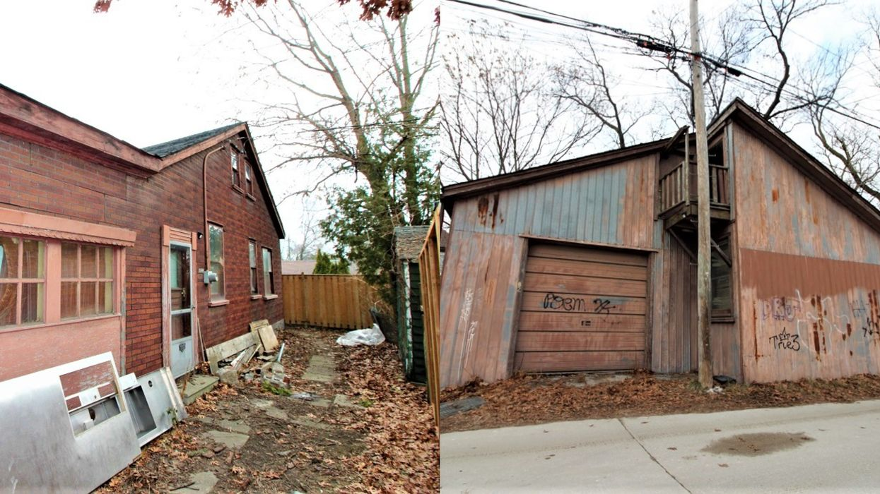Toronto Laneway House For Sale Is A True Fixer-Upper (PHOTOS)