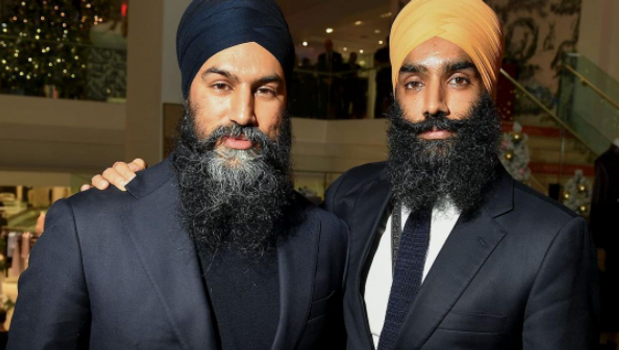 Jagmeet Singh Confesses That His Brother Guilt-Tripped Him Into Politics (VIDEO)