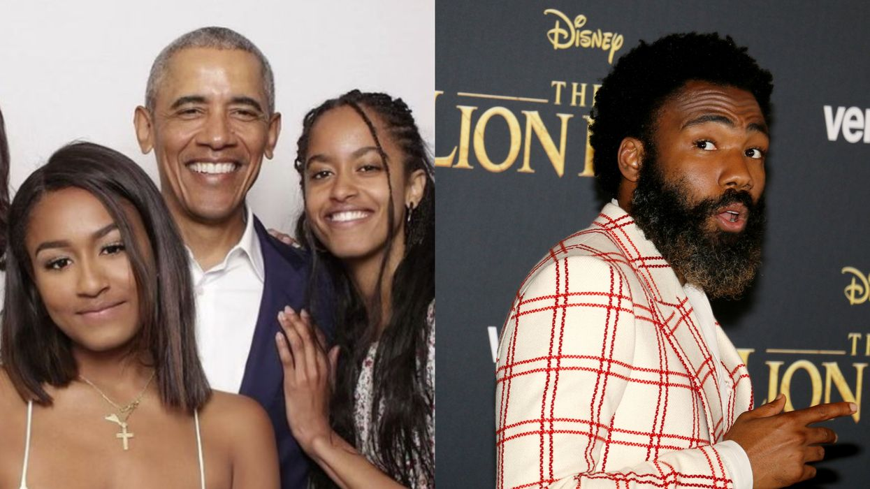 Donald Glover Will Team Up With A Former First Daughter For His New Show