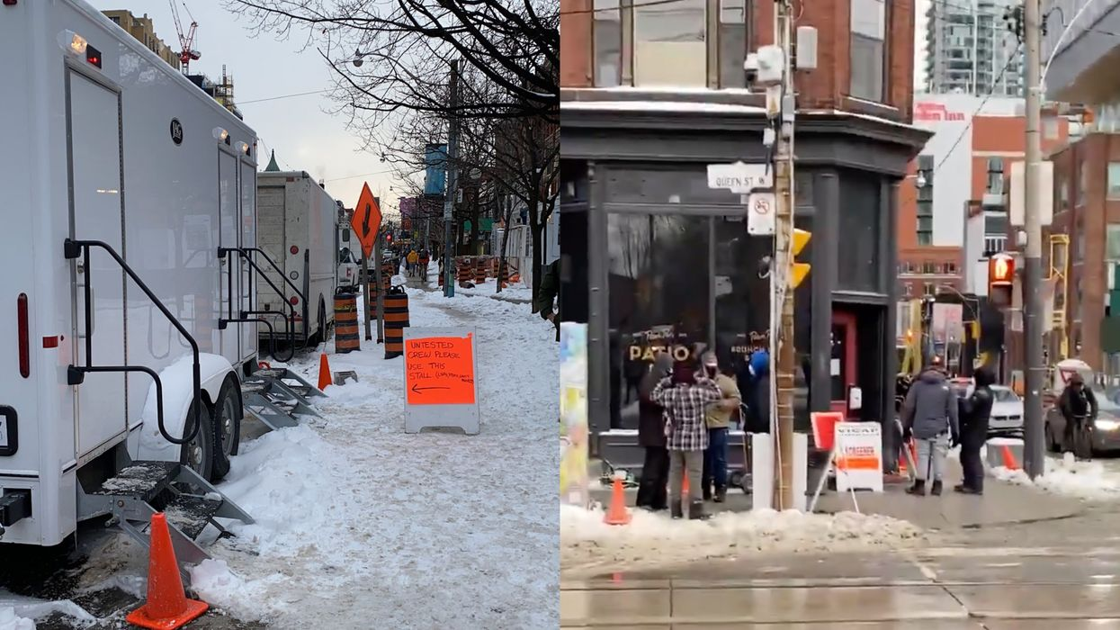Clarice Filming Location: The Toronto Set Is A Big Production (VIDEOS)