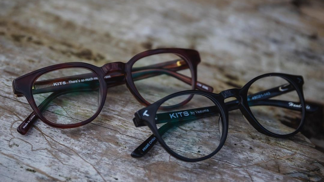 This Canadian Brand Is Offering A Free Pair Of Eyeglasses With Every First Purchase