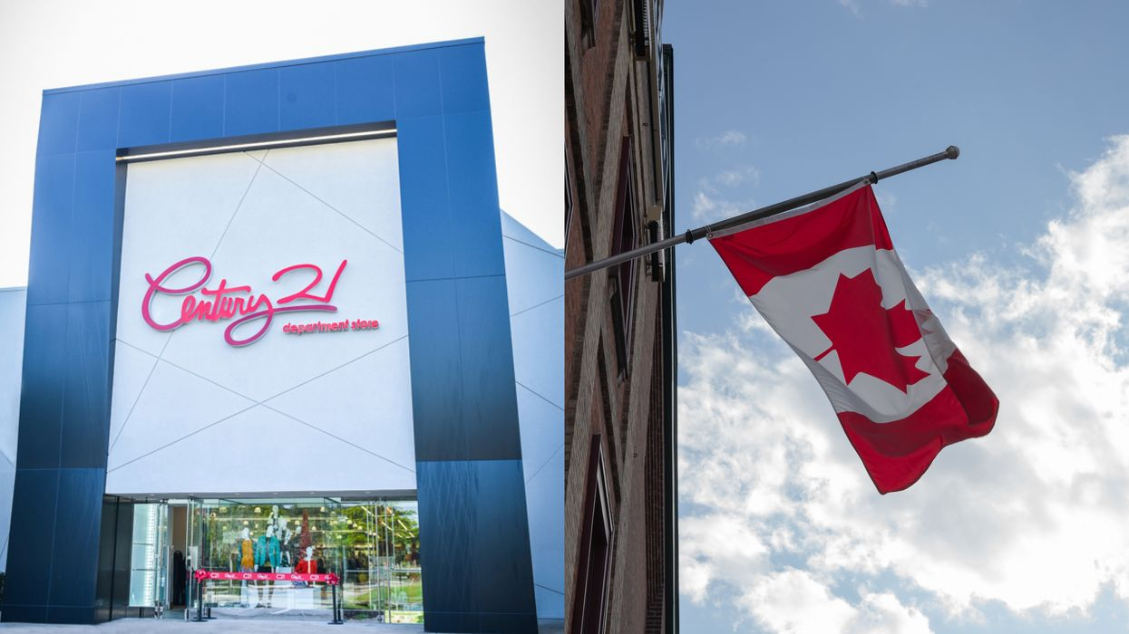 A Popular NYC Discount Clothing Store Reportedly Wants To Set Up Shop In Canada